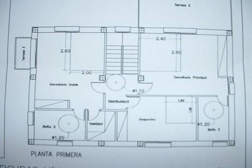 Torreblanca,Castellón,España,3 Habitaciones Habitaciones,2 BañosBaños,Casas,1833
