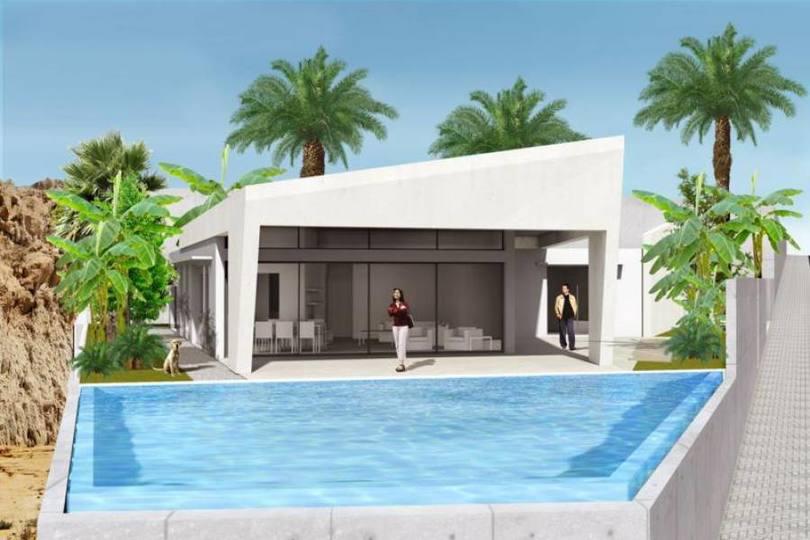 Ciudad Quesada,Alicante,España,3 Habitaciones Habitaciones,2 BañosBaños,Fincas-Villas,2149