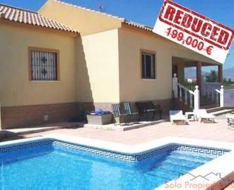 La Murada,Alicante,España,3 Habitaciones Habitaciones,2 BañosBaños,Fincas-Villas,2268