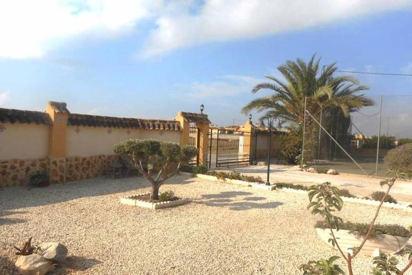 Catral,Alicante,España,4 Habitaciones Habitaciones,3 BañosBaños,Fincas-Villas,2293