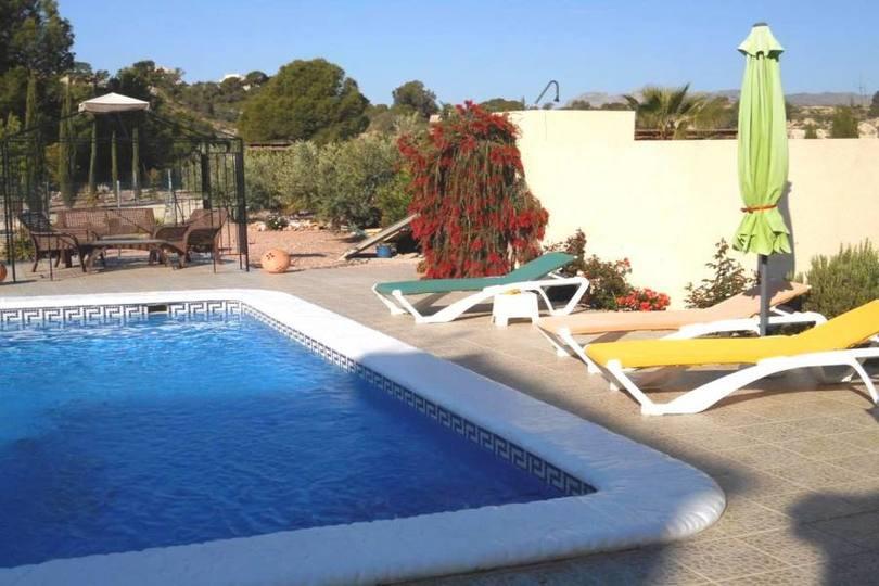 Abanilla,Murcia,España,3 Habitaciones Habitaciones,2 BañosBaños,Fincas-Villas,2327