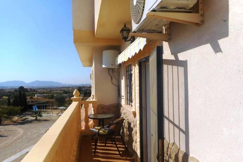 Abanilla,Murcia,España,7 Habitaciones Habitaciones,7 BañosBaños,Fincas-Villas,2329