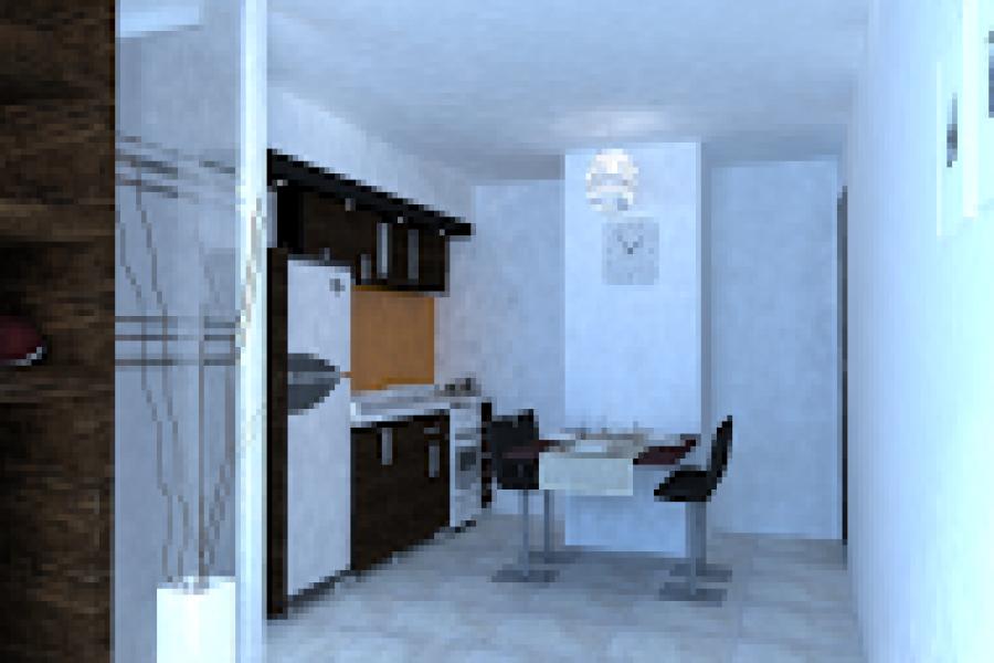 Rosario,Santa Fe,1 Dormitorio Habitaciones,1 BañoBaños,Departamentos,San Luis,3,1155