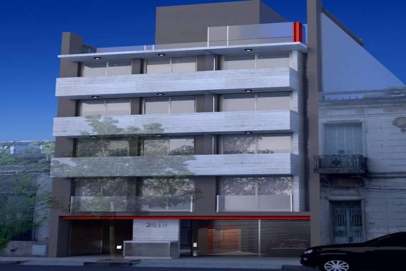 Rosario,Santa Fe,1 BañoBaños,Departamentos,Brown,4,1160