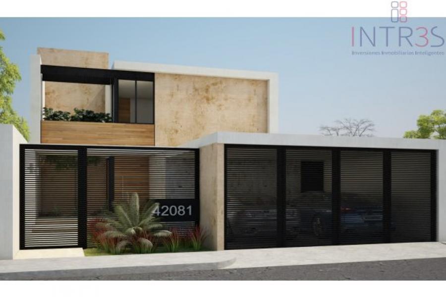 Mérida,Yucatán,México,3 Habitaciones Habitaciones,4 BañosBaños,Casas,2925