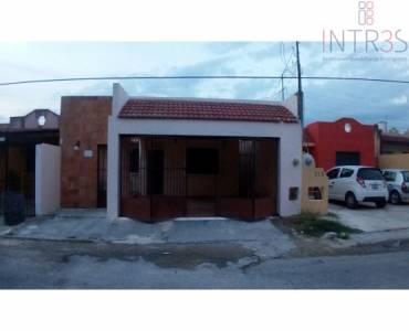 Mérida,Yucatán,México,3 Habitaciones Habitaciones,2 BañosBaños,Casas,SAN LUIS CHUBURNA,2965