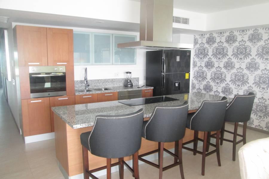 Mazatlán,Sinaloa,México,3 Habitaciones Habitaciones,2 BañosBaños,Apartamentos,Sabalo-Cerritos,2979