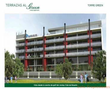Rosario,Santa Fe,1 Dormitorio Habitaciones,1 BañoBaños,Departamentos,TORRE GREEN,Av Eva Peron,3,1414
