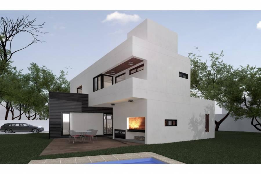 Funes,Santa Fe,2 Habitaciones Habitaciones,1 BañoBaños,Casas,Ayres Funes Barrio Privado,Las Margaritas,1437