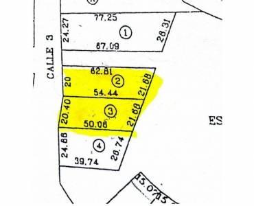 Oliveros,Santa Fe,Lotes,Solares de Carcaraña,Calle 3,1452