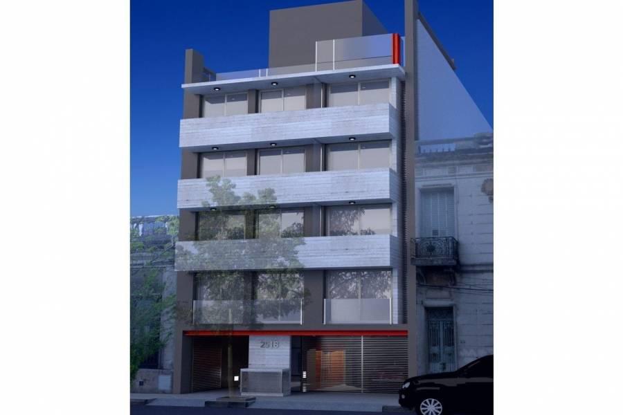 Rosario,Santa Fe,1 BañoBaños,Departamentos,Studio X,Brown,4,1528