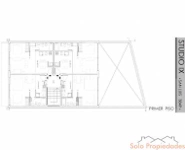 Rosario,Santa Fe,1 Dormitorio Habitaciones,1 BañoBaños,Departamentos,Studio IX,San Luis,3,1566