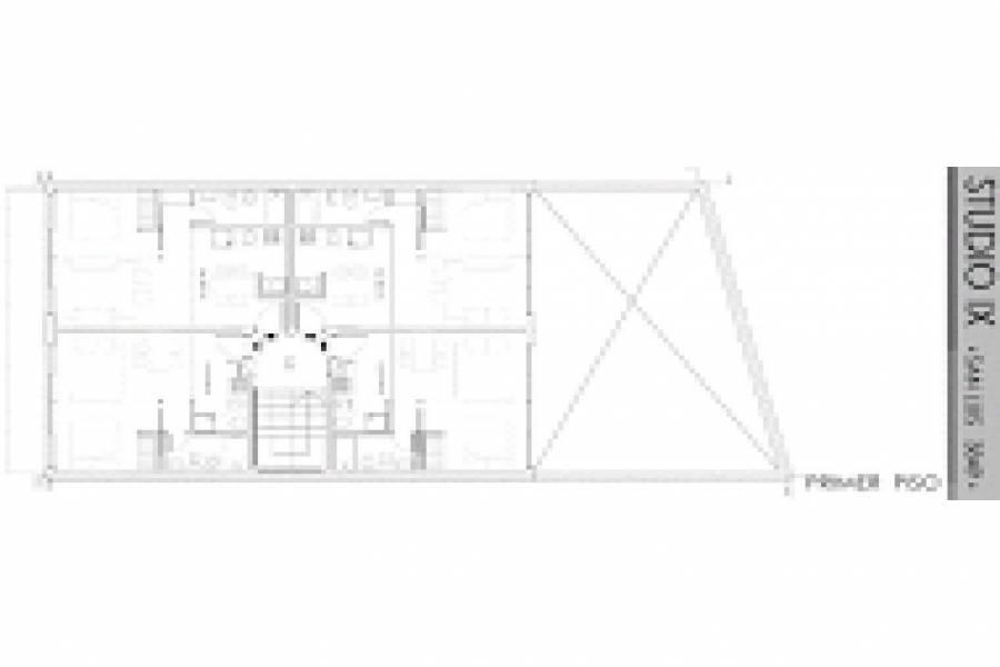 Rosario,Santa Fe,1 Dormitorio Habitaciones,1 BañoBaños,Departamentos,Studio IX,San Luis,1571