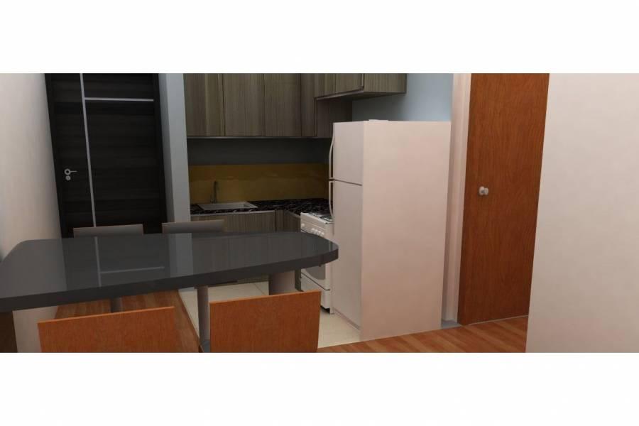 Rosario,Santa Fe,1 Dormitorio Habitaciones,1 BañoBaños,Departamentos,Studio VII,Pueyrredon,6,1573