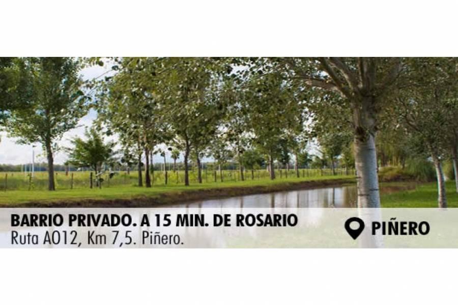 Rosario,Santa Fe,Lotes,Pinares del Sur,Ruta AO12,1591