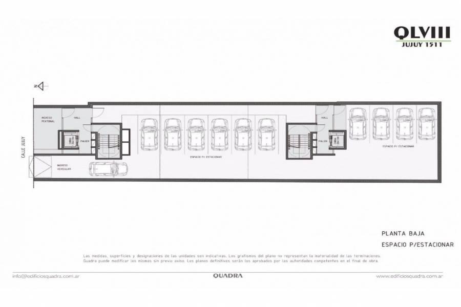 Rosario,Santa Fe,2 Habitaciones Habitaciones,1 BañoBaños,Departamentos,Quadra LVIII,Jujuy,7,1596