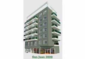 Rosario,Santa Fe,1 Dormitorio Habitaciones,1 BañoBaños,Departamentos,La Internacional 8,San Juan,5,1610