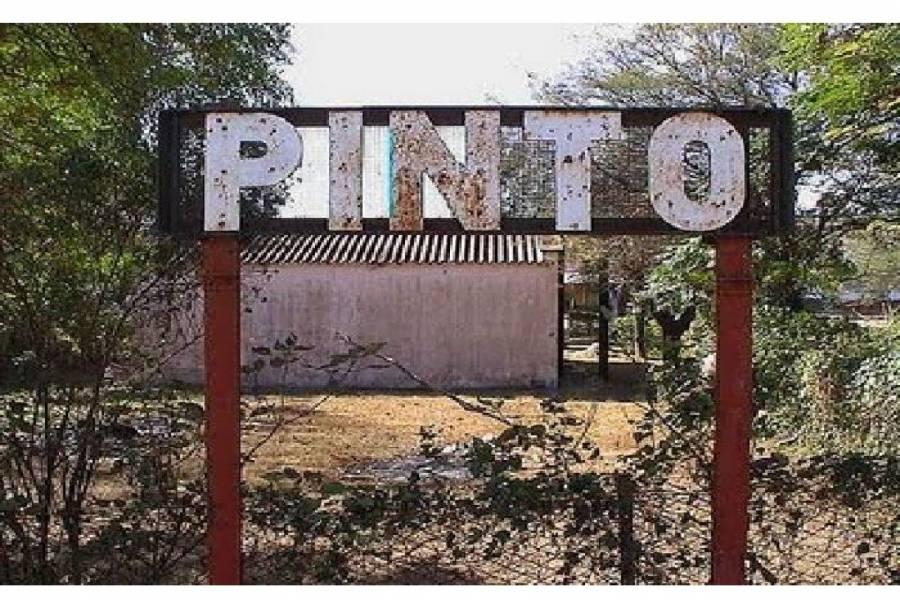 Pinto - Villa General Mitre,Santiago del Estero,Campos,ruta 34,1641