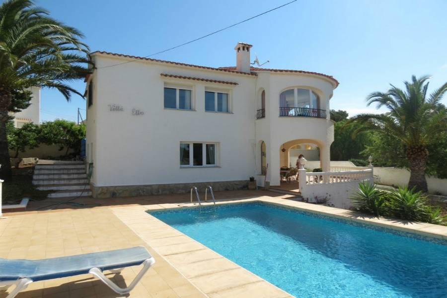 Calp,Alicante,España,4 Habitaciones Habitaciones,4 BañosBaños,Casas,1668